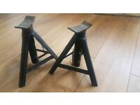 Axle stands x 2