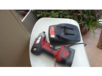 TREND SNAPPY T50 12V CORDLESS IMPACT DRIVER