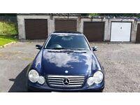 Mercedes C180 Coupe EXCELLENT CAR