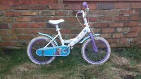 Children's Bicycle 'Frozen' age aprox 3-7