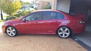 2008 Ford Falcon XR6T Manual Wollongong Wollongong Area Preview