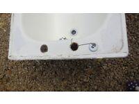 Steel bath, removed as part of a bathroom refurb