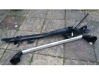 Vauxhall Roof Bars and Cycle Carriers (pair)
