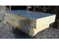 70 mm insulation slabs 1200 x 2400 £27