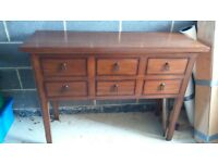 console table for sale.