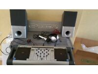 Home mixing station party mixer DJ kit