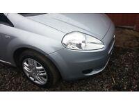 2008 Fiat Punto Grande 1.2 giugiaro edition , cheap insurance !