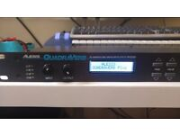 Alesis Quadraverb Plus - Digital Rack Effect Processor