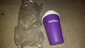 RARE natwest drinking lid home stuff kitchen