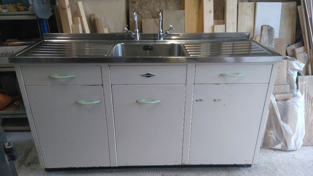 Vintage Leisure Kitchen Sink Unit Proceeds Of Sale To Go To Charity
