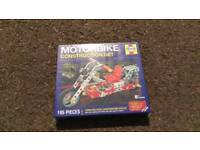 Motorbike model set