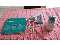 Angelcare AC401 Digital Brathing Movement & Sound Baby Monitor Alarm