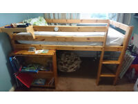 Stompa Mid Sleeper Cabin Bed