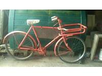 Trade bike.would make a nice prop.for advertising £150.no offers.