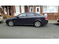 Vauxhall vectra gsi