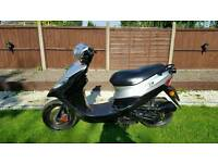 Sym dd50 runs but needs work. Please read notes. Can deliver