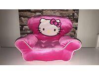 Build A Bear Hello Kittly Plush Sofa