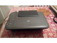 HP Deskjet 1050A Printer (Print, Copy, Scan)