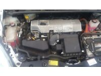 TOYOTA PRIUS HYBRID 1.8 2015 PETROL ENGINE CODE 2ZR 35K MILEAGE WITH FITTINGS