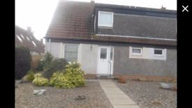 A spacious two bedroom semi-detached house in St Andrews