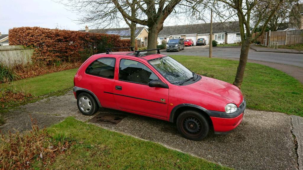 Vauxhall Corsa 1997 for sale