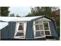 Camplet royal extension awning