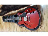 Gibson ES339 custom shop guitar - reduced price