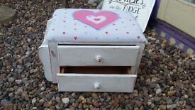 2 Drawer Sewing Box