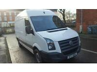 2011 VOLKSWAGEN CRAFTER 35 BLUE TDI 108 MWB HIGH-ROOF.....1-OWNER