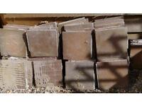 85 quarry tiles