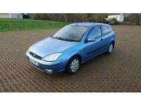 FORD FOCUS 1.8 MP3 3dr (blue) 2003