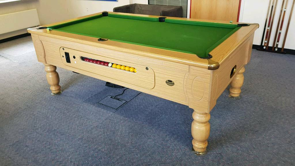 Ft Tournament Pool Table Electronic Coin Mech In Irvine North - Electronic pool table