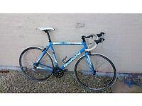 Bianchi C2C Via Nirone 7 Road Bike - 58 cm - alu, carbon forks, Shimano, Reparto Corse