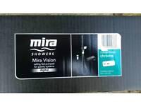 Mira Vision Digital Shower.Ceiling Fed.Brand New,5 year warranty