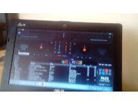 ASUS NETBOOK SET FOR DJ/PUB/CLUB