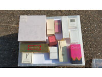 Assorted Vintage and Modern Fragrances/Oils/Soaps - Many Discontinued - Total 11 items £100