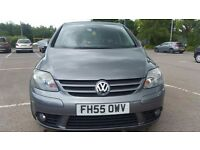 VW GOLF PLUS 2.0 TDI PD 140GT. FULL VW SERVICE HISTORY. MOT FEB 2017. MANUAL 2.0 140 BHP.