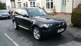 BMW X3 2.0D SPORT 2004