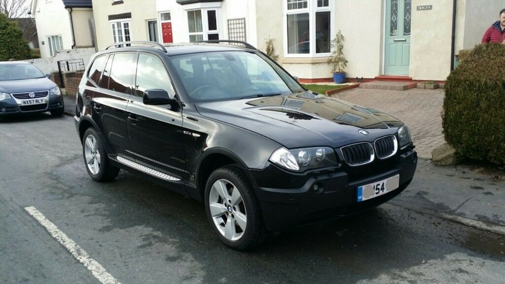BMW X3 2.0D SPORT 2004 | in Middlesbrough, North Yorkshire | Gumtree