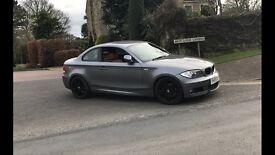 BMW 120d Coupe M Sport *FSH*