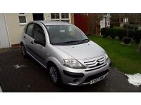 Citroen c3 airplay.1.1L.6 month mot.good condition reliable runner.new battery and front coils