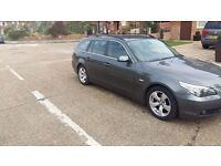 BMW 520D 2007 TOURING ESTATE EXCELLENT CONDITION TAX AND MOT