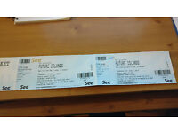 SOLD - 2 Tickets for Future Islands, Barrowlands, Glasgow