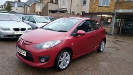 2008 MAZDA2 1.5 Sport 3dr / 1 OWNER /F/S/H/ LOW MILEAGE