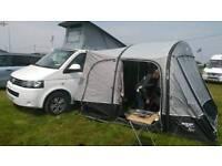 Tent for camper van etc