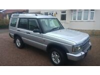 Land Rover DISCOVERY 2 4.0 i V8 ES 5dr (5 Seats) Stunning, Unmarked, Low Mileage, Always Garaged