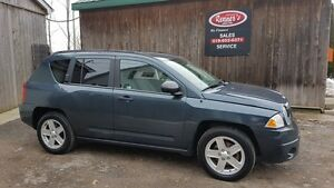 2007 Jeep Compass Sport, 4x4, Automatic, Certified and Etested