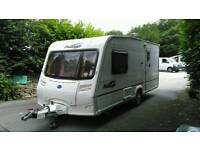 2005 pageant monarch 2 berth end bathroom with motor mover and awning
