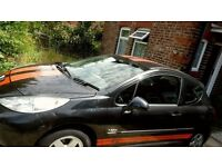 PEUGEOT 207-1.4(verve)-petrol...1 OWNER...LOW MILLEAGE-PRICE REDUCED!!!