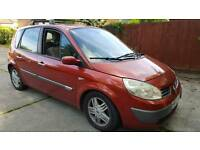 Renault scenic 53 plate